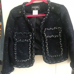 Authentic Chanel jacket